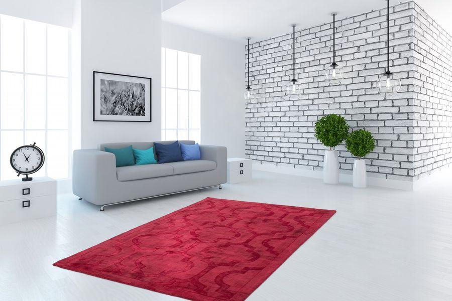 Aeon 700 Rot,Rot,80cm x 150cm – Bild 2
