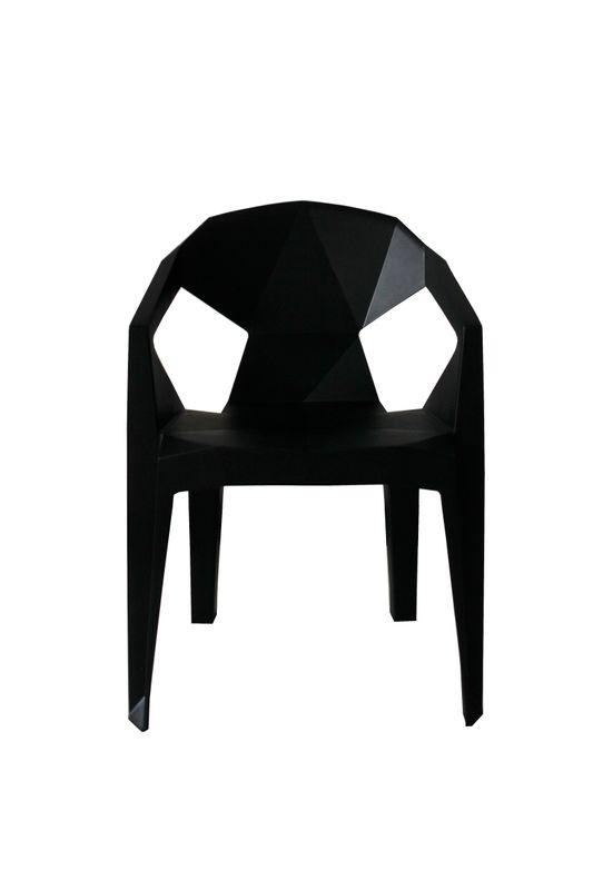Stuhl Galerie Schwarz