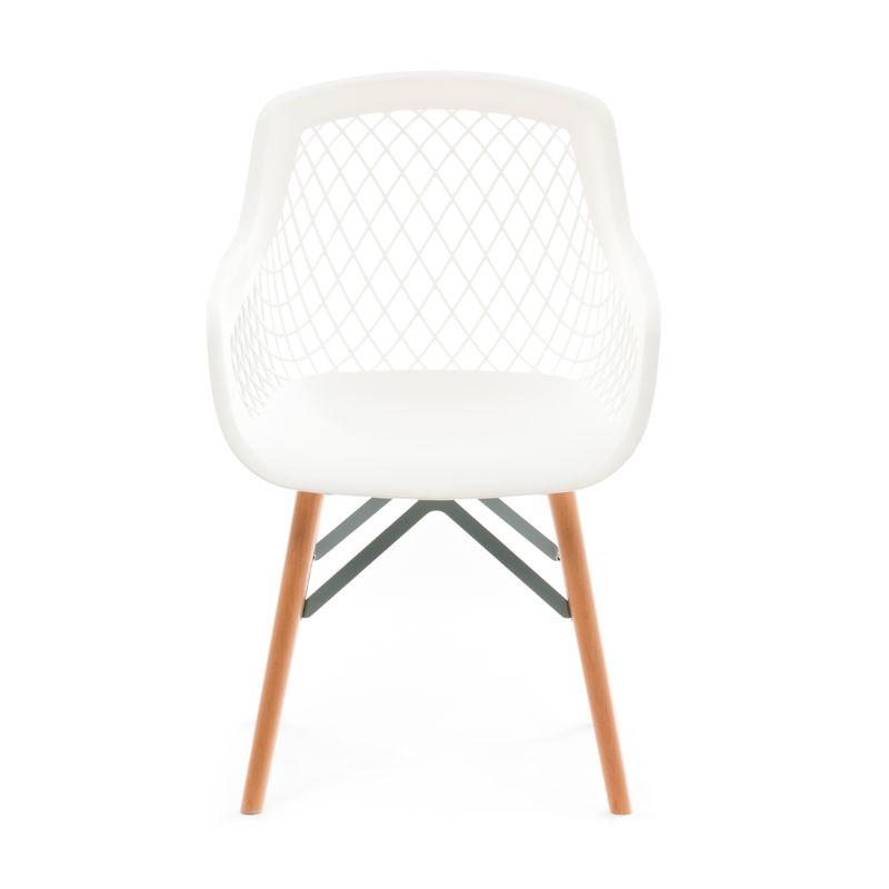 Stuhl Pure Style Weiß – Bild 1