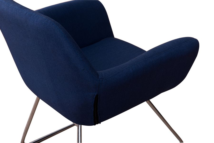 Stuhl Maxim 160 Blau – Bild 3