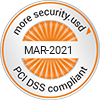 PCI DSS compliant