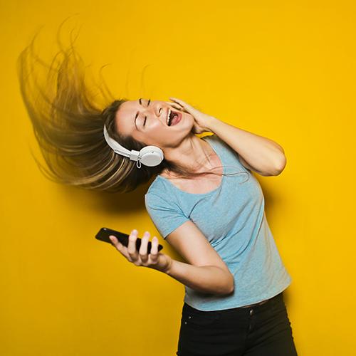 Kopfhörer und Headset