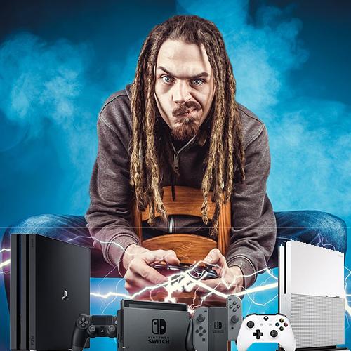 Spielkonsolen Zubehör