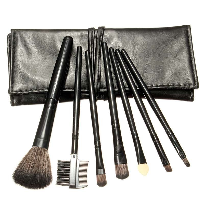 8 Teilig Profi Make Up Pinsel Set Wasdazuch