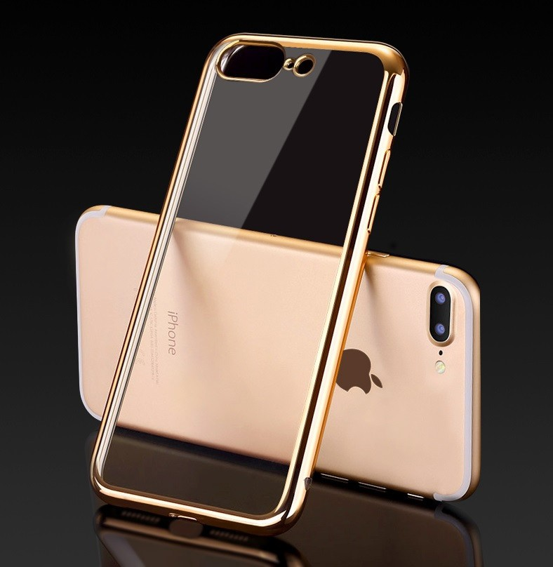h lle f r apple iphone 7 plus cover case gold. Black Bedroom Furniture Sets. Home Design Ideas