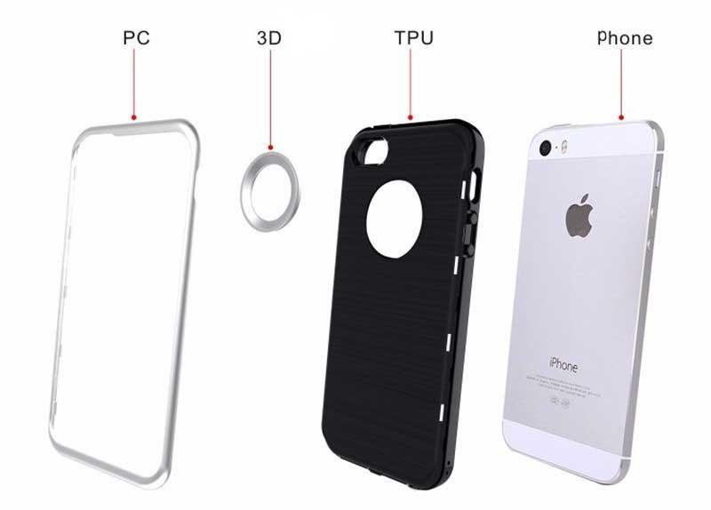 Apple iPhone 7 Plus Silikonhülle bestellen