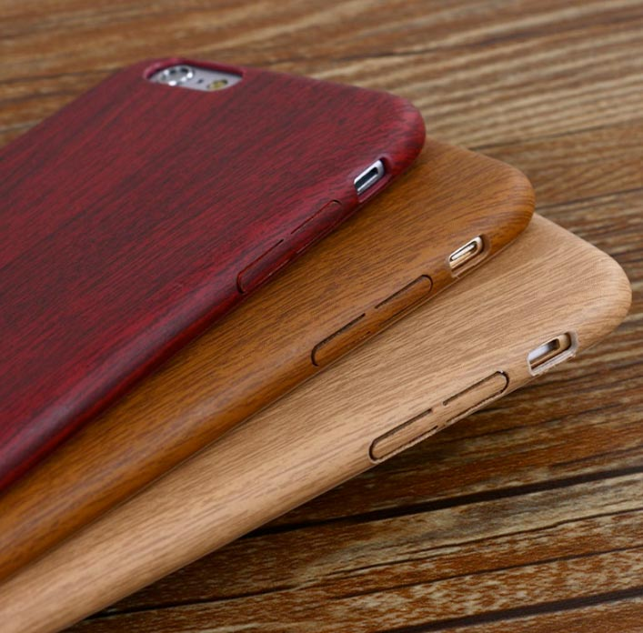 Holz Look Hnadycase für Apple iPhone 7