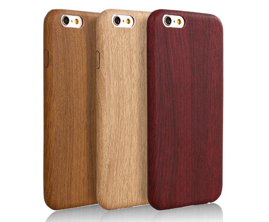 apple iphone 7 holz handyh lle bambus wood look beige braun. Black Bedroom Furniture Sets. Home Design Ideas