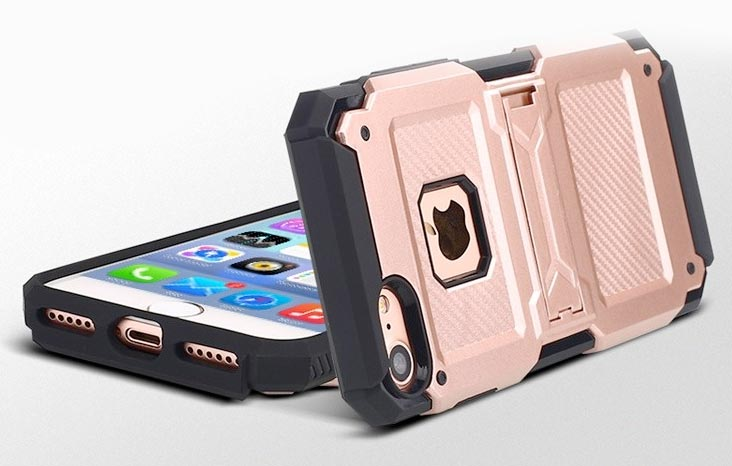 Outdoor Hybrid Case für iPhone 7
