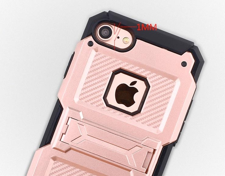 Apple iPhone 7 Handycase Rosa