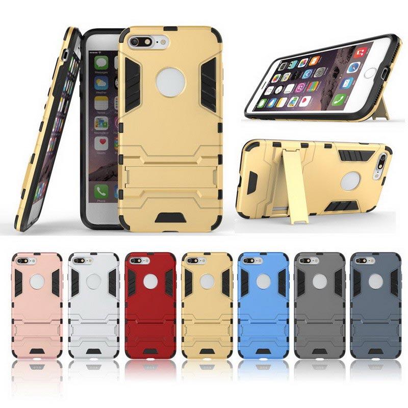 Anti Shockproof Hybrid Silikon Cover iPhone 7 Plus