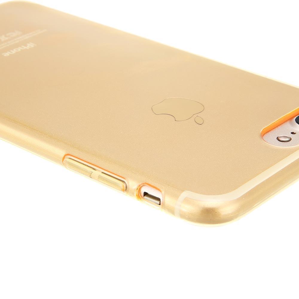 TPU Silikon Schutzhülle iPhone 7 Plus Durchsichtig