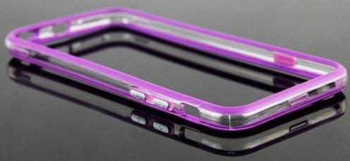 leichte Bumper Hüllen für iPhone 8 Plus