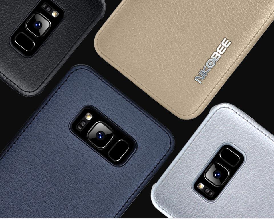 Edle Schutz Case Samsung Galaxy S8
