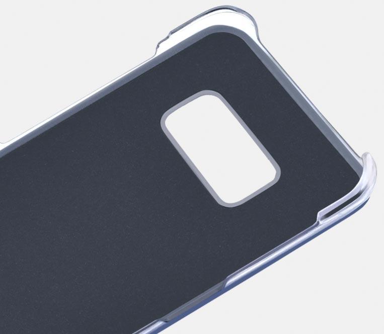Seiten Ansicht der Samsung Galaxy S8 harte Case