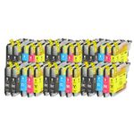 Brother LC39 LC975 LC985 Multipack