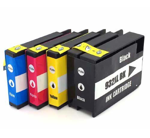 Druckerpatronen HP 932XL 933XL CN053AE CN054AE CN055AE CN056AE