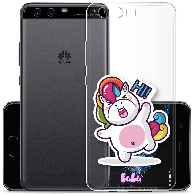 Huawei P10 Plus Cover Unicorn Magic Einhorn Hi