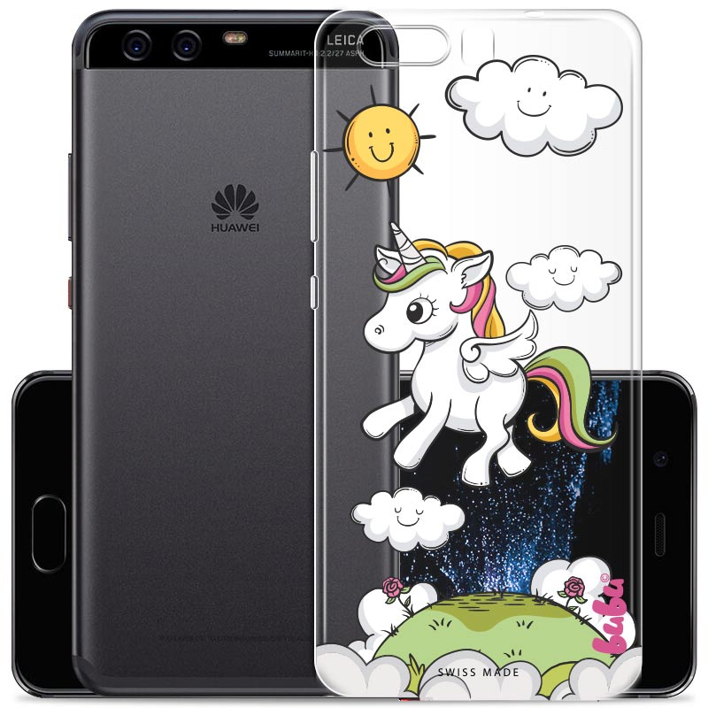 Sunshine Unicorn Hülle Hülle Huawei P10 Plus