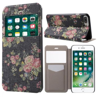 iPhone 8 Plus Flip Case Wallet