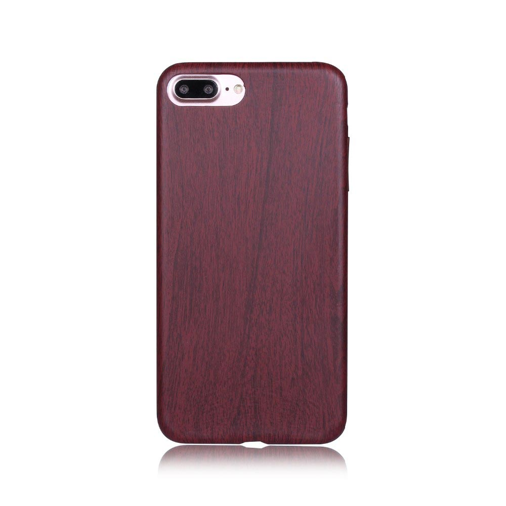 Apple iPhone 8 Plus Cover Holz