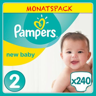Pampers Premium Protection New Baby Windeln Grösse 2