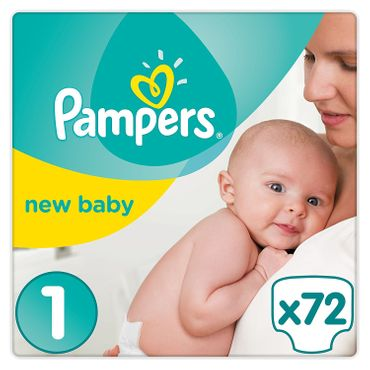 Pampers New Baby Windeln Gr. 1