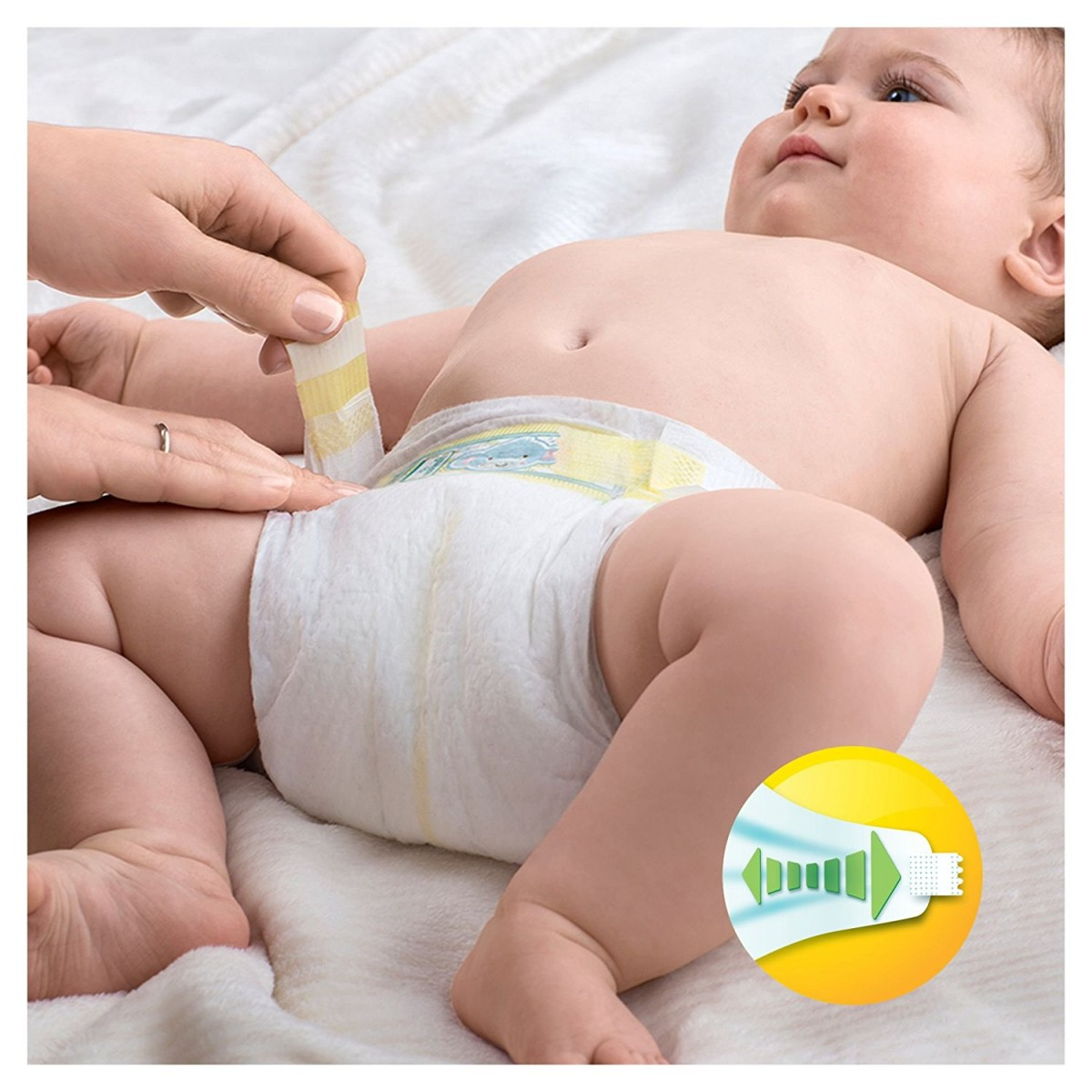 Pampers Grosse 5+ Windeln