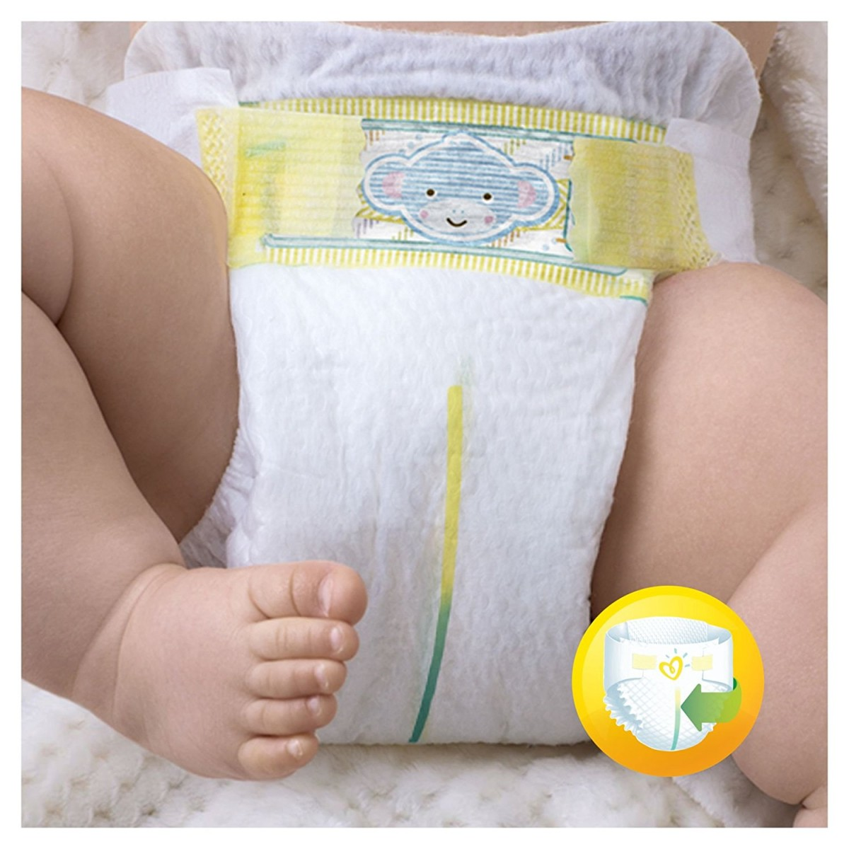 Windeln Pampers Grosse 5+