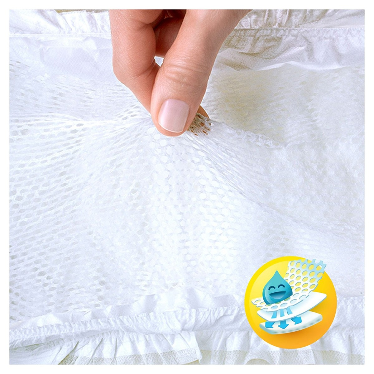 Pampers Premium Protection Windeln Gr 6 Plus