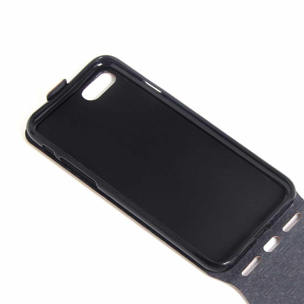 apple iphone 8 smart etui vertikale schwarz. Black Bedroom Furniture Sets. Home Design Ideas