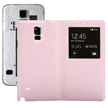 Smart-View Samsung Galaxy Note 4 Etui Rosa