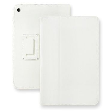 Sony Xperia Tablet Z PU Leder Case Weiss