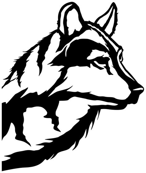 Wandtattoo Indianer Western Indian Wolf Tier Aufkleber Wandaufkleber Autoaufkleber Turaufkleber WC Tur Bad Auto 5A117