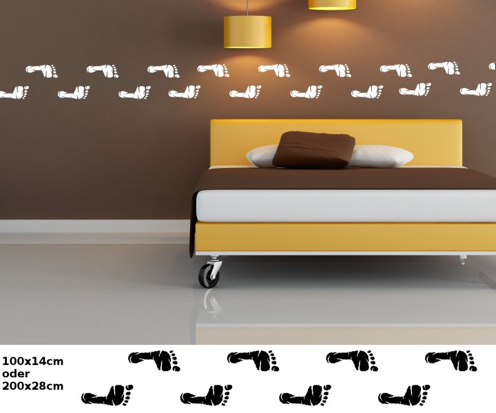 selbstklebende fliesen bordure bad bord re meer fische. Black Bedroom Furniture Sets. Home Design Ideas