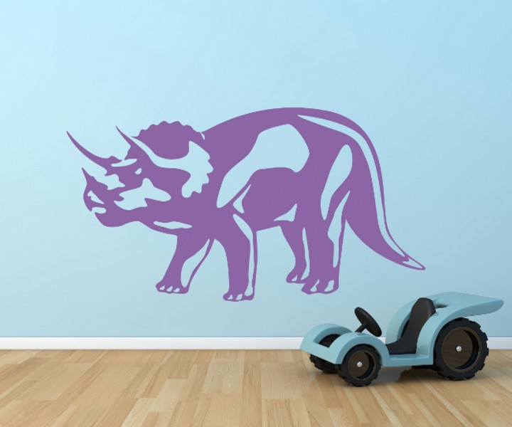 wandtattoo dinosaurier tier uhrzeit tattoo sticker. Black Bedroom Furniture Sets. Home Design Ideas