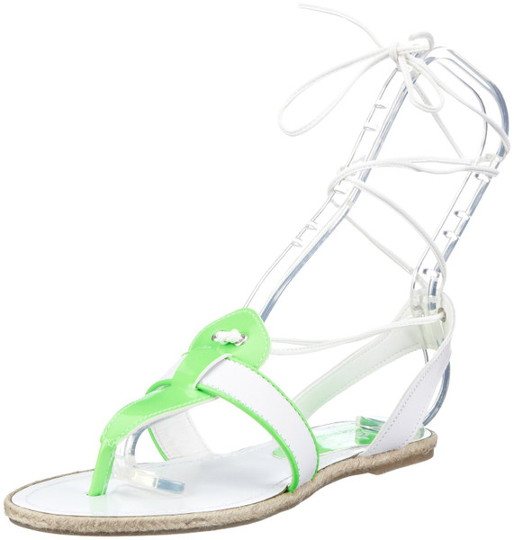 Nat-2 n2TinglewhgW Fashion Sandalen white green – Bild 2