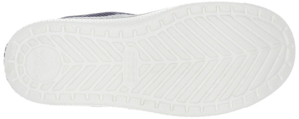 Crocs Hover Fuze Sneaker Slipper nautical navy silver – Bild 4