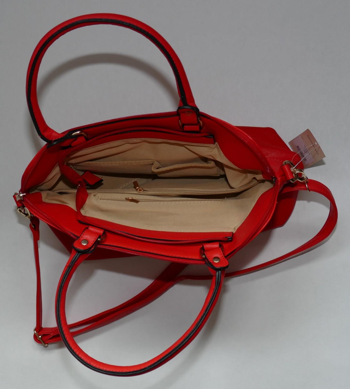 gessy bags fa 59054 sarah tasche handtasche schultertasche red taschen handtaschen schultertaschen. Black Bedroom Furniture Sets. Home Design Ideas
