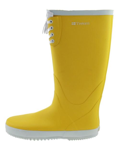 Tretorn  Blue Top 47279970 Gummistiefel yellow – Bild 1