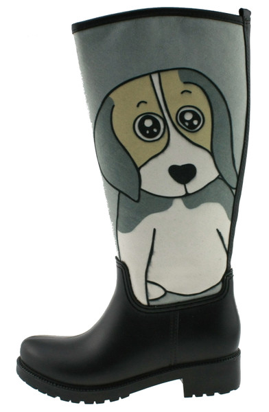 Silence of the Bees Dog LFB 14 Gummistiefel negro – Bild 1