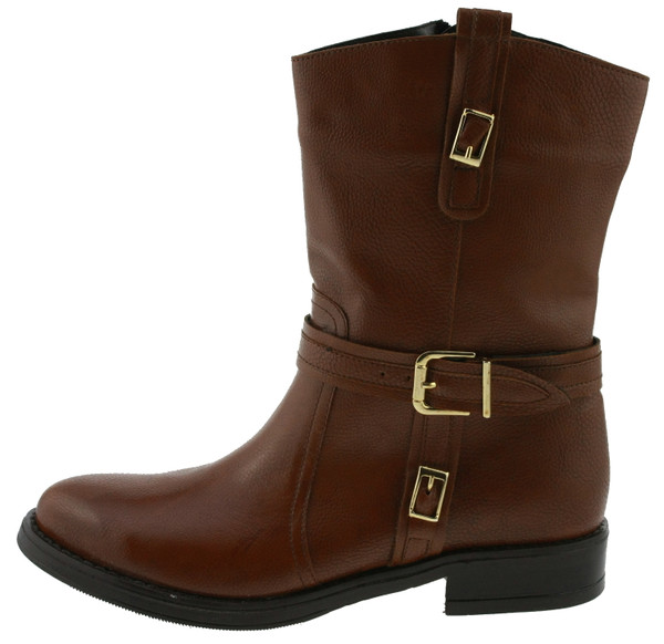 Shoes Time Taba 0109 Stiefeletten marron – Bild 1