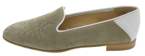 Accatino 840575 Slipper Wildleder beige – Bild 1
