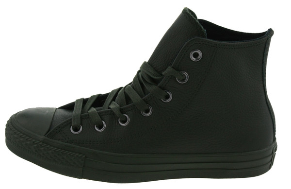Converse 155132C Hightop Sneaker All Star Leder grün – Bild 1