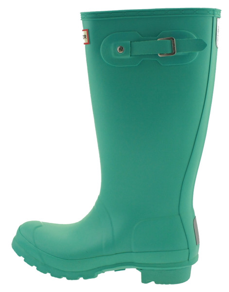 Hunter Original Kids Gummistiefel mintgruen – Bild 1