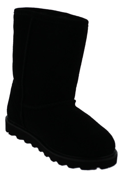 Bearpaw 501952 Payton li Waterproof Winterstiefel Leder black   – Bild 2