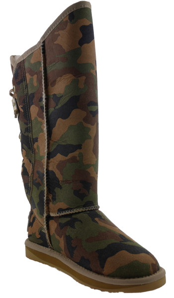 Australia Luxe Collective Dita Tall Winterstiefel camouflage – Bild 2