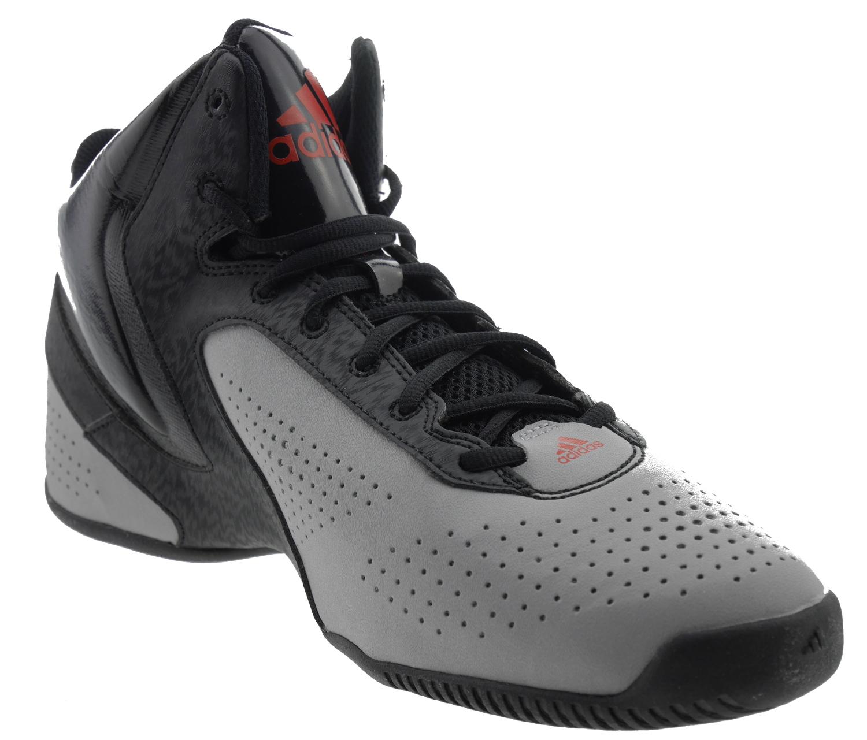 hot sale online 93377 1861e Adidas S83647 Nxt Lvl Spd 3 Hightop Sneaker grau schwarz – Bild 2