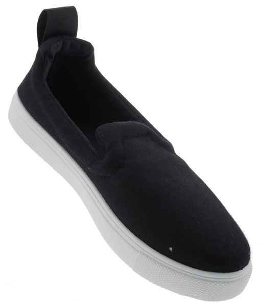 Rocco Barocco Slipper Slip-On schwarz – Bild 2