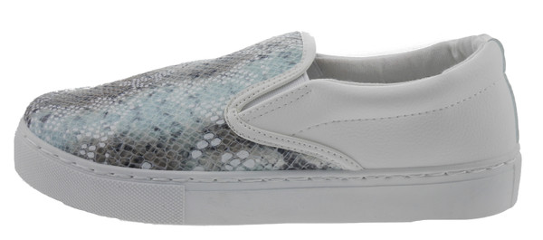 Another Pair of Shoes 601444 ZJ Sneaker Slipper weiss – Bild 1